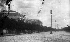 Entre 1888 y 1906 se diseñó y realizó la afrancesada arteria vial que es Paseo de Montejo. En la editorial que escribe Addy Góngora Basterra, transita la nostalgia que suele encontrarla cuando recorre esta avenida en Mérida, Yucatán.