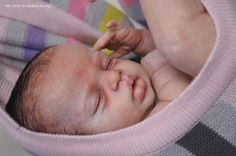 Reborn baby doll, Raleigh. Prototype on ebay now.