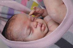 Reborn baby doll, Raleigh. Prototype on ebay now.