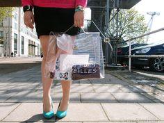 Hermes transparent Kelly bag #hermes #kelly #bag