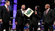"""Raw 9/1/14: The Authority interrupts Chris Jericho's """"Highlight Reel"""""""