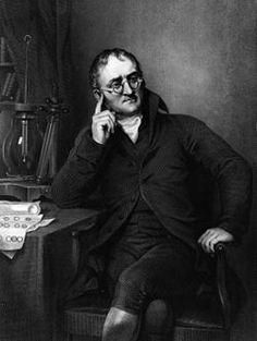 John Dalton  fue un naturalista, químico, matemático y meteorólogo británico.