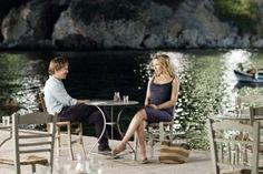 Still of Ethan Hawke and Julie Delpy in Before Midnight We meet Jesse and Celine nine years on in Greece. Almost two decades have passed since their first meeting on that train bound for Vienna. Julie Delpy, Before Midnight, Before Sunrise, Cheat Meal, Movies To Watch, Good Movies, Celine, O Enigma, Before Trilogy