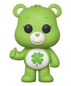 Animation Good Luck Bear Flocked LE 2018 n°355 FUNKO Care Bears POP