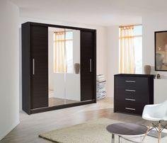 High End Mirrored Closet Doors