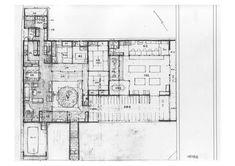 ハウチワカエデの家|横内敏人建築設計事務所 House Sketch, Japanese Architecture, Japanese House, House Plans, Floor Plans, How To Plan, Architectural Sketches, Sketches, Architecture Drawings