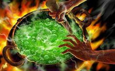 Processed food ingredients can really sound more like a witch's brew