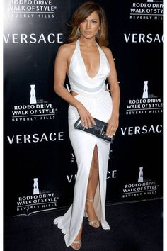 Jennifer Lopez's best looks ever: Donatella Versace