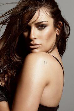 Lea Michele.