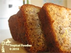 Plantain bread… a strech for West Africans, staple for Puerto ...