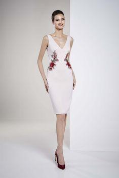 Vestido de Fiesta de Nicole Cocktail and Evening (CEAB18765) #bodasnet #bodas #wedding #weddingdress #guest #invitada #vestidos #boda #invitadaperfecta #invitadadeboda #vestidosinvitada #vestidosdefiesta