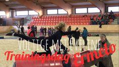 Vlogtige 12 knhs Voltige trainingsdag Ermelo 2017 - YouTube