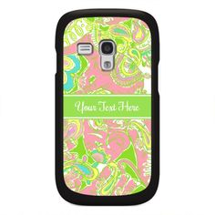 Samsung Galaxy S3 Mini Thai Monogram Case