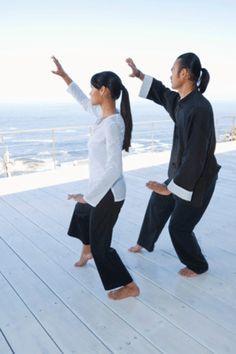 Tai Chi (Taiji) and Chi Kung (Qigong).