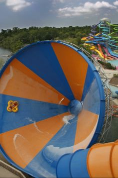 Looks fun Water Slides, Fair Grounds, Fun, Travel, Viajes, Destinations, Traveling, Trips, Hilarious