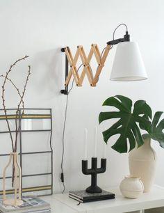 Scandinavian reading lamp wall lamp wood rnrnSource by marcelhooijkaas Indoor Floor Lamps, How To Clean Furniture, Home Decor Decals, Lamp, Wooden Lamps Design, Home Decor, Wall Lamp, Diy Table Lamp, Floor Lamps Living Room