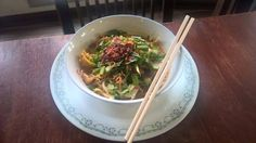 The perfect Laksa made by you. Laksa, Cooking Classes, Japchae, Ethnic Recipes, Food, Essen, Meals, Yemek, Eten