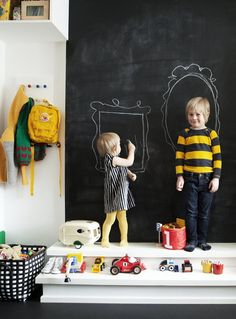 chalk, chalk boards, chalkspiration ...delight upon delight