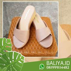 Jual Sandal Wedges Sandal Wedges, Wedge Sandals, Bali, Pink, Fashion, Moda, Wedge Flip Flops, Fashion Styles, Wedge Sandal