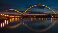 #architecture - Infinity Bridge by Expedition Engineering