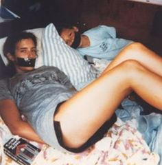 Sept 28 1988 Tara Calico left her home in Belen New Mexico. June 15 1989 a woman found a Polaroid in a parking spot where a white van had been parked. The photo had a girl + boy bound + gagged in the back of a van. A County sheriff publicly stated his belief that Tara was killed the day she disappeared when local residents accidently hit her with a truck. He had insufficient evidence to arrest. If this theory is true who are the 2 kids in the photo?