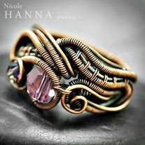 From Nicole Hanna Jewelry on Storenvy.