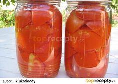 Sterilovaná rajčata na všechno recept - TopRecepty.cz