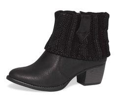 Boots Gémo, automne hiver 2014 / 2015