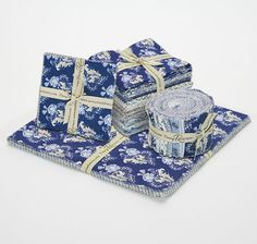 Forget Me Not by Sue Daley for Penny Rose Fabrics—Subscribe to our newsletter at http://www.rileyblakedesigns.com/newsletter/