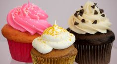 Swing by Connie's Cakes this week and pick up a cupcake for you and your mom to enjoy on Mother's Day.