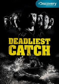 """Deadliest Catch (2005) - The waters are frigid, the swells are 30 feet and rising, and the risk of injury is ever present: Game's on for another season of this documentary series that follows the Dutch Harbor, Alaska, fishing fleet in its pursuit of """"red and orange gold."""" King and opilio crab are the prize, and the skippers and their crews must endure physical danger and personal conflicts to get their hands on it in this Emmy-winning series."""