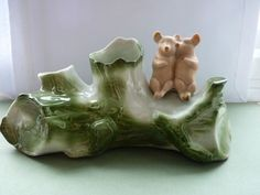 German Pink Pig Fairing – Two Pigs on A Log | eBay