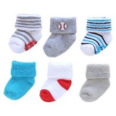 Just One You™Made by Carter's® Newborn Boys' 6 pack Casual Socks M Little Boy Outfits, Baby Boy Outfits, Abs Boys, Baby Boy Shoes, Diaper Bag Backpack, Baby Socks, Baby Time, Cute Baby Clothes, Newborn Boys