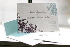 love this invite Invite, Invitations, Vine Leaves, Letterpress, Vines, Wedding Ideas, Inspiration, Typography, Biblical Inspiration