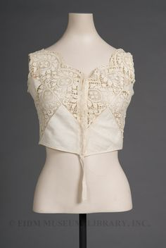 1908-1910 brassiere from http://blog.fidmmuseum.org/museum/2010/12/brassiere-1908-1910.html