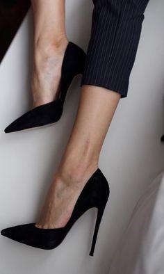 Sexy Heels, Stiletto Heels, Shoe Game, Me Too Shoes, Pumps, Healthy, Black, Fashion, Heels