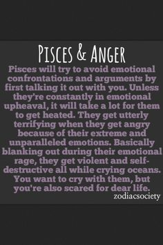 Gemini & Anger: This is NOT me. I find people that throw and break things are, well, idiots. I sure as hell not going to break something I paid for or will have to pay for. Angry people anger me but I'm more about communication than confrontation. Gemini Love, Pisces Girl, Pisces Woman, Libra Women, Pisces Traits, Gemini Zodiac, My Zodiac Sign, Astrology Pisces, Gemini Compatibility