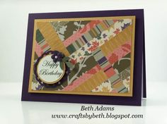 Crafts by Beth: Free instructions