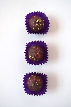 Mulled wine truffle at paul.a.young fine chocolates