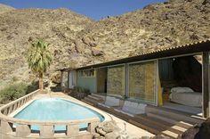 Palm Springs home, Albert Frey architect