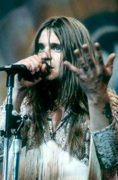 Ozzy Osbourne,Black Sabbath