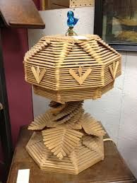 popsicle stick crafts for adults - Google Search