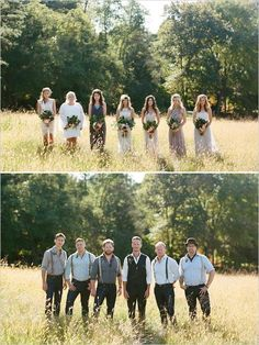 wedding photography bridal party best photos - wedding photography  - cuteweddingideas.com