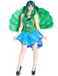 Kleid Pfau   Deiters   Frauen   Kostüm   Karneval   Fasching   Outfit    Pfau   Kleid   Federn  pfau  Kleid  blau  grün  Damen  Frauen  ladies   woman  kostüm ... fa9a0e1fa6