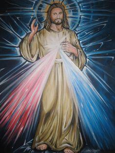 Christ Of the Divine Mercy by Alhoide.deviantart.com