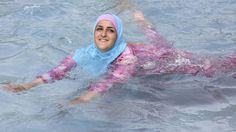 Polémica en Francia: un parque acuático crea una jornada de burkini para musulmanas – AB Magazine