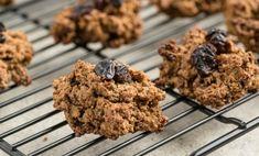 Yulaflı ve üzümlü vegan kurabiye tarifi