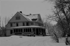 Haunted Bay Port Michigan has one of the most active paranormal mansions in the state. Spirit experiences at Sweet Dreams B&B has been the subject of books and movies.