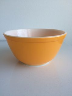 Set of 2 Vintage Pyrex Crazy Daisy / Spring Blossom Mixing Bowls ...