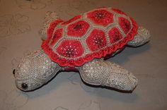 schildpad (patroon Heidi Bears)